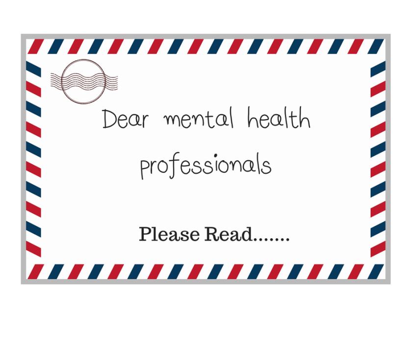 Mental health NHS professional failures