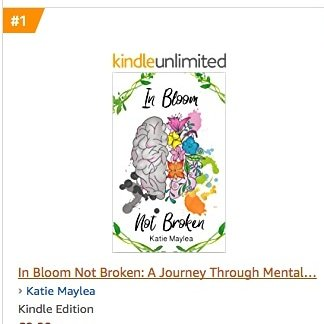 Free mental health book In Bloom Not Broken