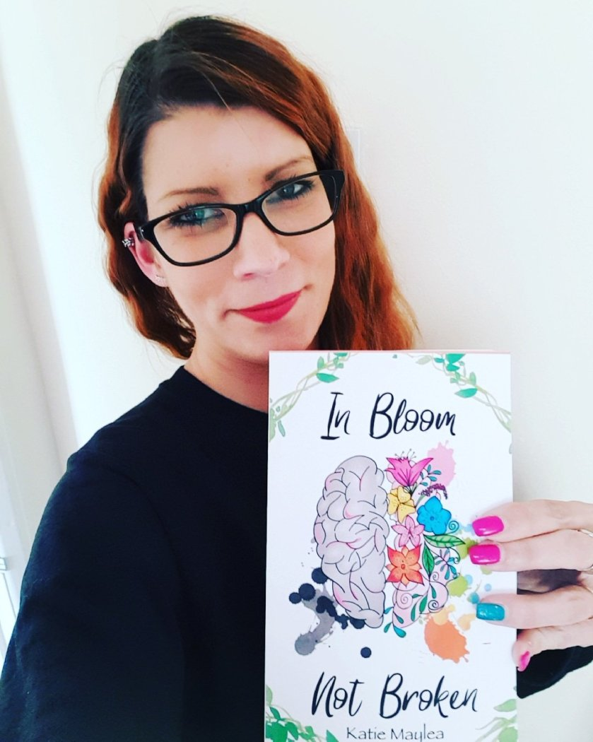 Katie Maylea - Mental health - In Bloom Not Broken
